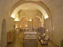 L'Hotel In Pietra, hotel a Matera