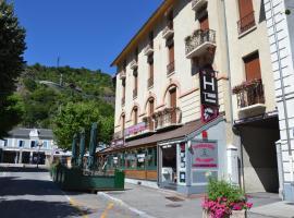 Terminus Hôtel des 3 Vallées, hôtel à Moutiers