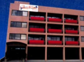 Hotel Bela Vista, hotel in Paranoá