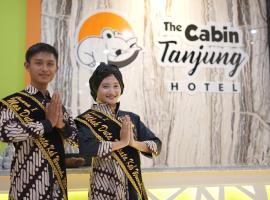 The Cabin Tanjung Hotel Wonosobo, hotel in Wonosobo