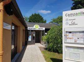 Campanile Alençon, pet-friendly hotel in Alençon