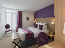 Hôtel Le Rive Droite & SPA, hotel in Lourdes