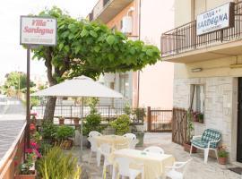 Villa Sardegna, hotel in Fiuggi
