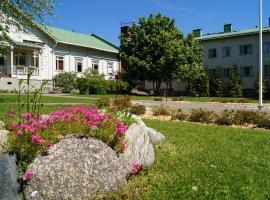 Kartanohostel AnnaCatharina, hostelli Savonlinnassa