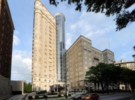 The Georgian Terrace, hotel near Piedmont Park, Atlanta