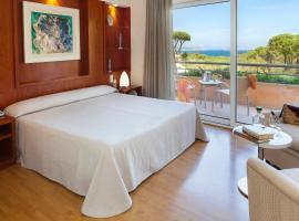 Hotel Sa Punta, golf hotel in Pals