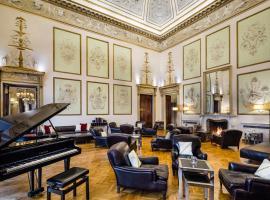 Baglioni Relais Santa Croce, Florence, отель во Флоренции