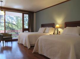 Hotel Residencia del Sol, hotel en Guatemala