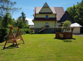 Hawrań, homestay in Białka Tatrzanska