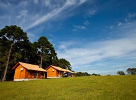 Chalés Rincão Comprido, cabin in Canela