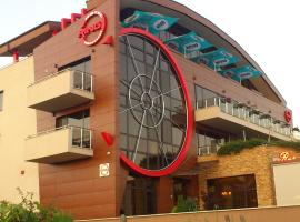 Family Hotel - Restaurant Ring, hotel in Montana