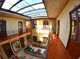 Casa del Sol, hostal o pensión en Bogotá