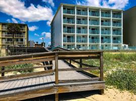 Southern Breeze Oceanfront Motel, motel in Myrtle Beach