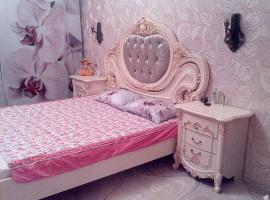"Апартаменты "" Ретро"", hotel with jacuzzis in Kabardinka"