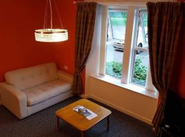 Central Dumfries, hotel near Dumfries and Galloway Golf Club, Dumfries