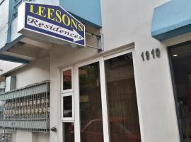 Leesons Residences, hotel near Roxas Boulevard, Manila
