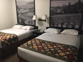 Super 8 by Wyndham Kelowna BC, hotel in Kelowna