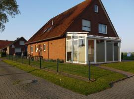 Osterdeich Wohnung 4, Hotel in Neßmersiel