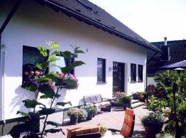Apartment Jüngst, hotel near Rohrbach Lift, Winterberg