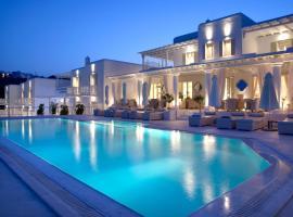 La Residence Mykonos, hotel in Kalafatis
