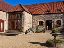 The Old Stables Bed & Breakfast, hotel in Shepton Mallet