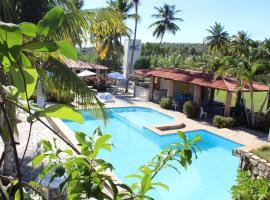 Pousada Umuarama, hotel with pools in Coruripe