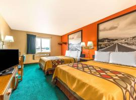 Super 8 by Wyndham Waco University Area, hotel in Waco
