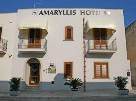 Amaryllis, hotel a San Vito lo Capo