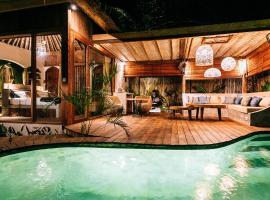 Majo Private Villas, family hotel in Gili Trawangan