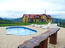 u Wilczka – hotel w pobliżu miejsca Wyciąg narciarski Mały Rachowiec w Zwardoniu