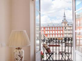 Charming view Plaza Mayor, apartamento en Madrid