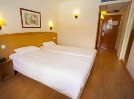 Campanile Alicante, hotel Alicantéban