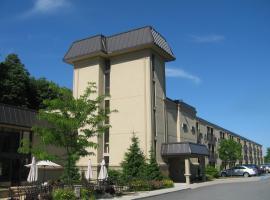 Le President Sherbrooke, hotel em Sherbrooke
