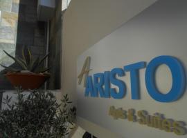 Aristo Apts, serviced apartment in Hersonissos