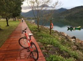 湖居歲月,池南村的飯店