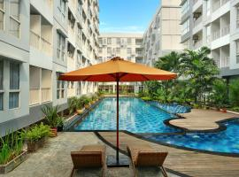 Kyriad Hotel Airport Jakarta, hotel near Jakarta Soekarno Hatta Airport - CGK, Tangerang