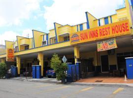 Sun Inns Rest House Kuantan, homestay in Kuantan