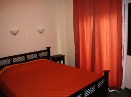 Dionyssos, hotel in Limenas