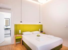 TheJoy City Suites, hotel near House-Museum of Eleftherios Venizelos, Chania