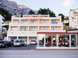 Villa Palloma, hotel in Baška Voda
