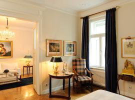 Boutique Hotel Splendid-Dollmann, hotel in Munich
