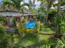 The Loyik Villa Ubud, budget hotel in Ubud