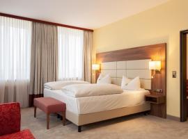 Hotel Augusta, отель в Аугсбурге