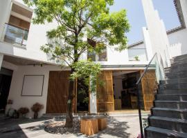 Shen Cang Courtyard Hotel, hotel in Dali