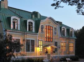 Mäntyluodon Hotelli, hotelli Porissa