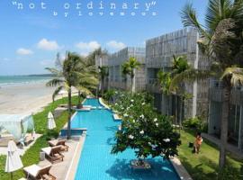 Bari Lamai Resort, boutique hotel in Ban Phe
