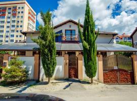 Guest House on Kabardinskoy 1, budget hotel in Gelendzhik