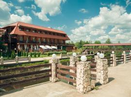 Country Club Medvezhy Ozera, hotel in Medvezh'i Ozera