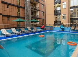 Emmad Apartment Hotel, hotel near Addis Ababa Bole International Airport - ADD,