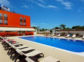 Zodiaco, hotel near Falésia Beach - Rocha Baixinha, Quarteira